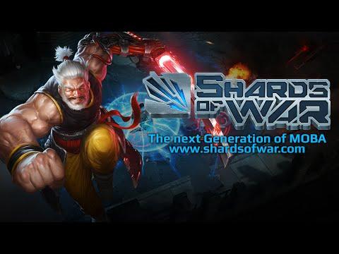 Shards of War: il MOBA Futuristico di Nuova Generazione