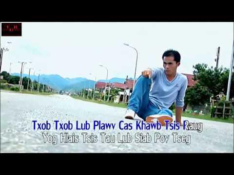 hmong song - yog npua tsis noj dev siab ntsws _ Instrumental (видео)