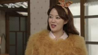 [KBS] 내 마음의 꽃비 7회 안연홍