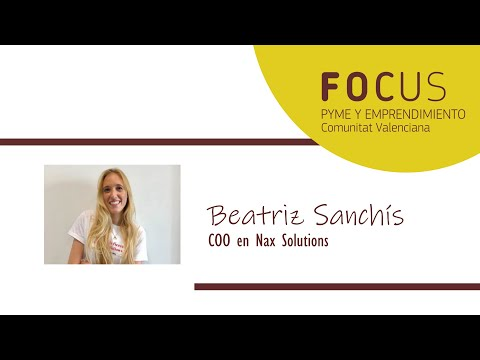 Entrevista Beatriz Sanchís en Focus Pyme y Emprendimiento L´Alacantí 2019[;;;][;;;]