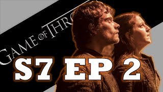 Didn't see Game of Thrones Season 7 Episode 2? Let me review it for you and give my analysis on what happened, in addition to what it means for the ...