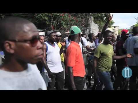 La mobilisation se radicalise, Le Nouvelliste Haiti