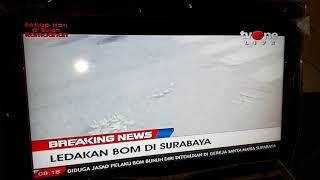 Download Lagu Hot News. Bom di Surabaya korban Meninggal Mp3