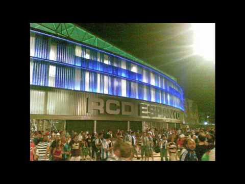 Espanyol 3 - 0 Liverpool (Inauguración del Cornellá-El Prat )