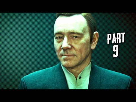 Call of Duty Advanced Warfare Walkthrough Gameplay Part 9 - Sentinel - Campaign Mission 8 (COD AW)