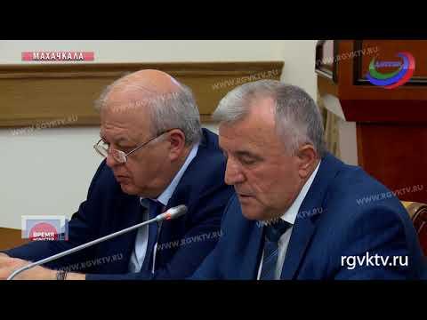 Что ожидает Дагестан в ближайшие годы Владимир Васильев провел заседание правительства - DomaVideo.Ru