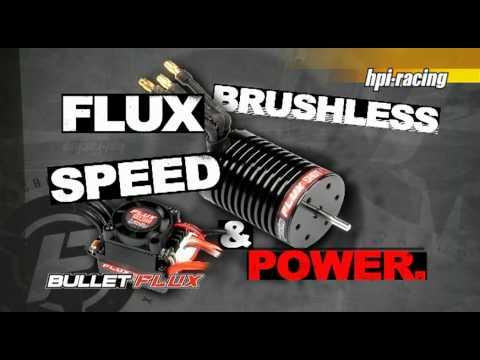Смотреть видео HPI Bullet ST Flux 1/10 4WD