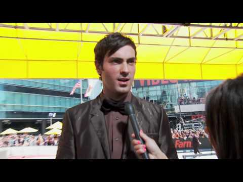 Jeff Dye 2012 MTV VMAs Interview
