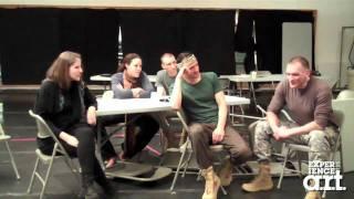 Ajax at the American Repertory Theater - Sneak Peek from Rehearsal