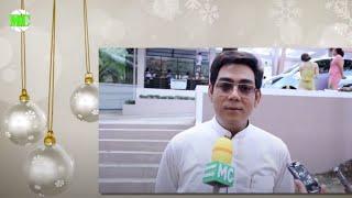 Myanmar Celebrities'  2015 Happy New Year Wish