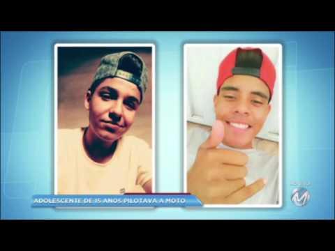 Trágico: adolescentes morrem em acidente de moto em Ibitiúra