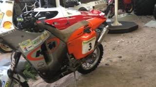 1. KTM 660 rally