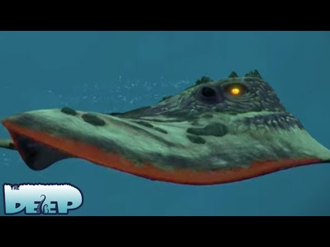 Monumentals from Season 3 of The Deep! Fully Episode Clips from The Deep