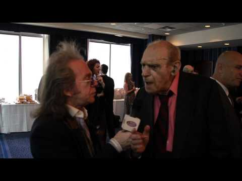 Larry King, Gilbert Gottfried, Uggie, Dick Cavett at Betty White Roast