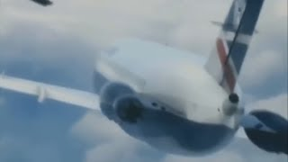 Video Pilot Sucked Out In Flight - British Airways Flight 5390 - P3D MP3, 3GP, MP4, WEBM, AVI, FLV Maret 2019