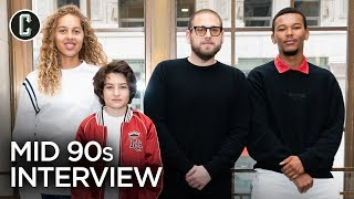 Mid90s     Jonah Hill And Cast On Shooting In 4 3  The Casting Process  And More