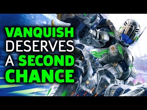 Why Do People Love Vanquish So Much? (видео)