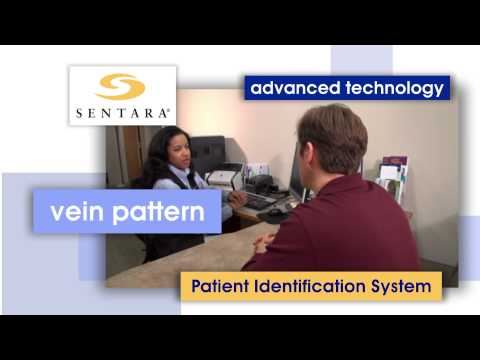Sentara - The Sentara Patient Identification System protects patient identity and simplifies the registration process at Sentara sites of care.