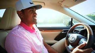 Ride along with Tony Finau to THE PLAYERS by PGA TOUR