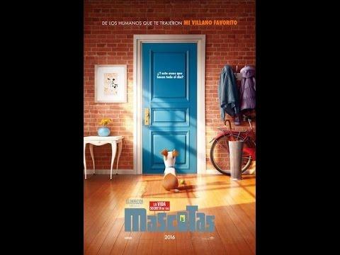 La Vida Secreta De Tus Mascotas Pelicula Completa HD