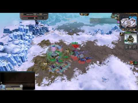 Battleforge PVP Replay #66 - HiBoOoOoOM vs xSeederx