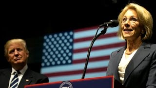 Trump's Secretary of Education pick hopes to expand vouchers, charter schools full download video download mp3 download music download