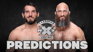 Video NXT TakeOver: Chicago 2018 Predictions MP3, 3GP, MP4, WEBM, AVI, FLV Juni 2018