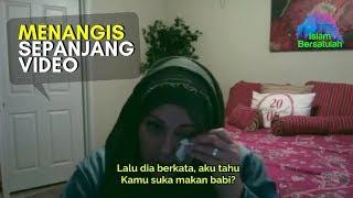"Video Menangis Sepanjang Video 💥 Guru Ini Masuk Islam Setelah ""Diajari"" Murid Kecilnya || Kisah Muallaf MP3, 3GP, MP4, WEBM, AVI, FLV Januari 2019"