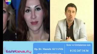 Op Dr Mustafa Ali Yanık Lazerle Yüz Estetiği