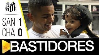+3 PONTOS NA TABELA! No Brasileirão, cada jogo é uma decisão e o Peixe fez a lição de casa, venceu a Chape por 1 a 0, na Vila, e chegou aos 27 pontos na competição! Fique por dentro de tudo o que rolou antes, durante e depois de mais uma vitória!Inscreva-se na Santos TV e fique por dentro de todas as novidades do Santos e de seus ídolos! http://bit.ly/146NHFUConheça o site oficial do Santos FC: www.santosfc.com.brCurta nossa página no facebook: http://on.fb.me/hmRWEqSiga-nos no Instagram: http://bit.ly/1Gm9RCSSiga-nos no twitter: http://bit.ly/YC1k82Siga-nos no Google+: http://bit.ly/WxnwF8Veja nossas fotos no flickr: http://bit.ly/cnD21USobre a Santos TV: A Santos TV é o canal oficial do Santos Futebol Clube. Esteja com os seus ídolos em todos os momentos. Aqui você pode assistir aos bastidores das partidas, aos gols, transmissões ao vivo, dribles, aprender sobre o funcionamento do clube, assistir a vídeos exclusivos, relembrar momentos históricos da história com Pelé, Pepe, e grandes nomes que só o Santos poderia ter.Inscreva-se agora e não perca mais nenhum vídeo! www.youtube.com/santostvoficial-------------------------------------------------------------** Subscribe now and stay connected to Santos FC and your idols everyday!http://bit.ly/146NHFUVisit Santos FC official website: www.santosfc.com.brLike us on facebook: http://on.fb.me/hmRWEqFollow us on Instagram: http://bit.ly/1Gm9RCSFollow us on twitter: http://bit.ly/YC1k82Follow us on Google+: http://bit.ly/WxnwF8See our photos on flickr: http://bit.ly/cnD21UAbout Santos TV: Santos TV is the official Santos FC channel. Here you can be with your idols all the time. Watch behind the scenes, goals, live broadcasts, hability skills, learn how the club works, exclusive videos, remember historical moments with Pelé, Pepe and all of the awesome players that just Santos FC could have. Subscribe now and never miss a video again! www.youtube.com/santostvoficial