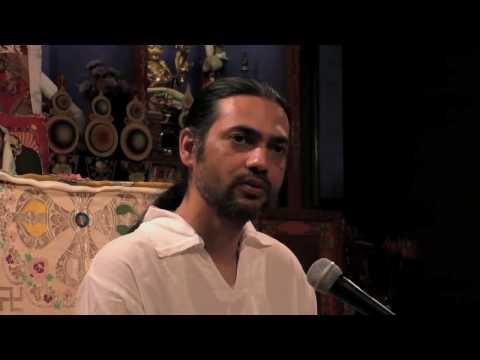 ERRORES: charla de gyana yoga del yogui indio Jivan Vismay