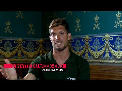 L'invité du week-end : Rémi Camus