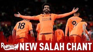 Video The Mo Salah Chant! MP3, 3GP, MP4, WEBM, AVI, FLV Maret 2018