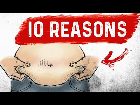 10 Reasons Why Your Belly Is Not Shrinking on Keto (Ketogenic Diet)