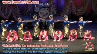 Download Video TARI SAMAN INDONESIA DANCE AMERIKA-HIP HOP LEGEND COMMON AWARD EVENT-LINCOLN THEATER WASHINGTON DC MP3 3GP MP4