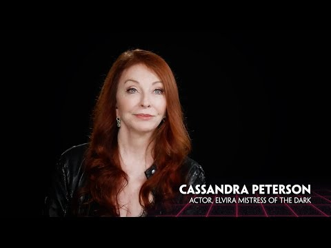 "IN SEARCH OF DARKNESS (2019) Cassandra ""Elvira"" Peterson // EXCLUSIVE"