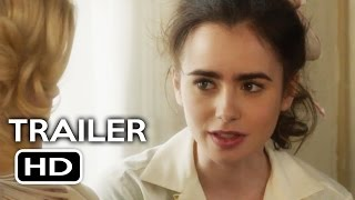 Rules Don't Apply Official Trailer #3 (2016) Lily Collins, Taissa Farmiga Drama Movie HD by Zero Media