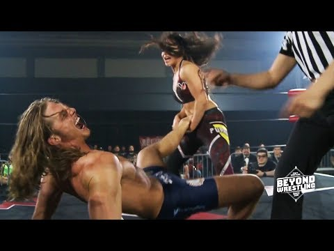 [Free Match] Deonna Purrazzo vs. Matt Riddle | Beyond Wrestling & WWR #LitUp (Intergender Mixed NXT)