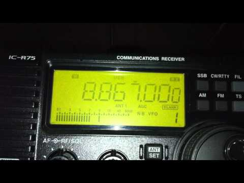 how to test aircraft hf radio