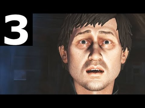 Black Mirror Part 3 - Chapter 3 - Walkthrough Gameplay (No Commentary) (Horror Adventure Game 2017)