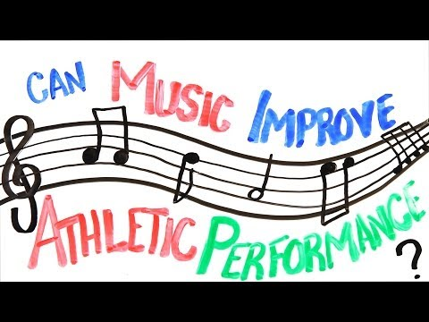 Can Music Improve Athletic Performance?