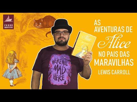 RESENHA | As Aventuras de Alice no País das Maravilhas, de Lewis Carroll