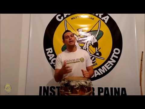Como Tocar Atabaque na Capoeira (Toque Básico)