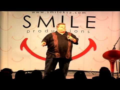 Smile LOL 2 Comedy Tour - Riyadh, Saudi Arabia