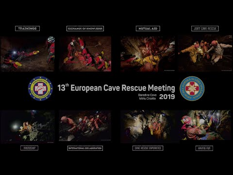 13th European Cave Rescue Meeting