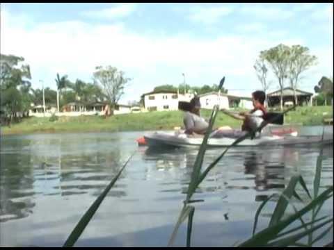 Stand Up Paddle em Araranguá