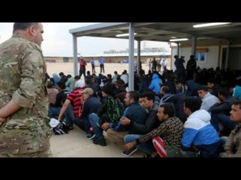 معسكرات التعذيب و الانتهاكات في ليبيا