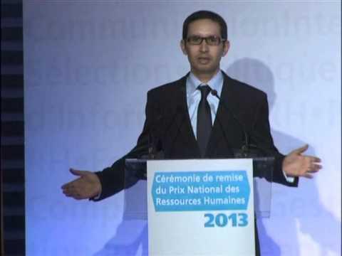 Prix Nationnal Des Ressources Humaines : Troisième Edition