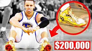 Video The Most Expensive Shoes Worn In An NBA Game - Stephen Curry | LeBron James | Kobe Bryant MP3, 3GP, MP4, WEBM, AVI, FLV Desember 2018
