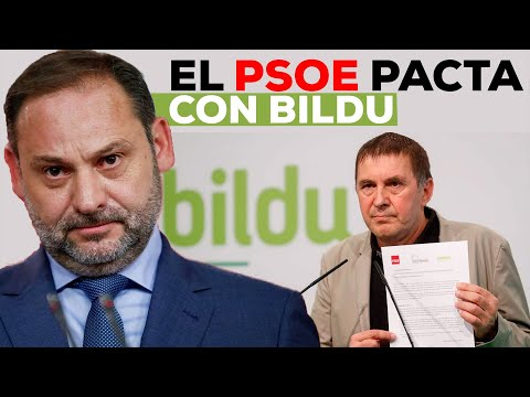 El PSOE pacta con Bildu